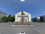 Памятник П.Ф.Виноградову